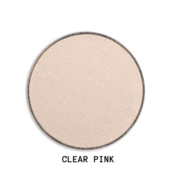 #CLEAR PINK